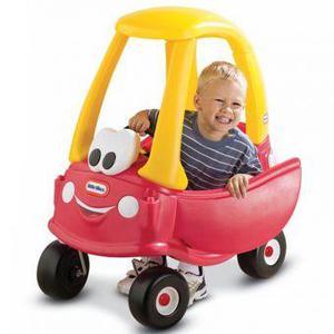 Carrito coupe clásico para niños little tikes, nuevo en