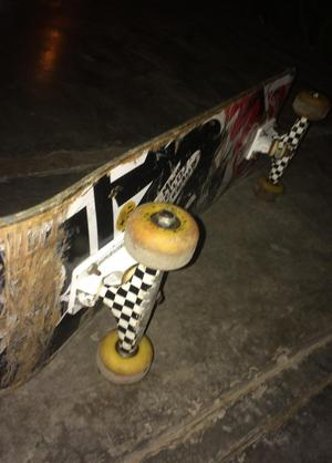 Vendo Skate Completo