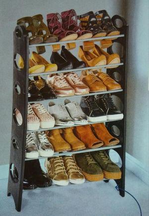 Vendo Zapatera para 18 Pares de Zapatos