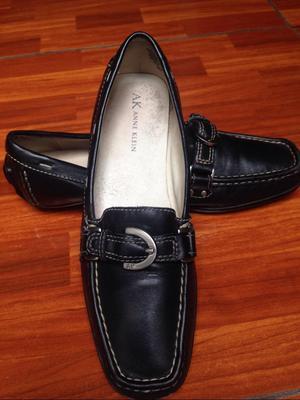 Zapatos para Mujer Anne Klein T-36 Cuero