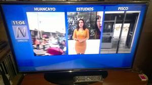TELEVISOR SAMSUNG DE 40 PULGADAS