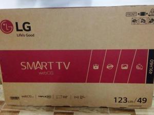 Vendo Tv Lg Smart Tv 49'' Full Hd
