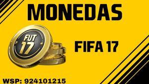 Venta de Monedas Fifa17 Baratas