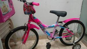 Bicicleta para Niña Frozen