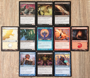 Cartas de Magic the Gathering