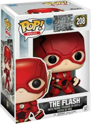 Funko Pop Flash Liga de La Justicia