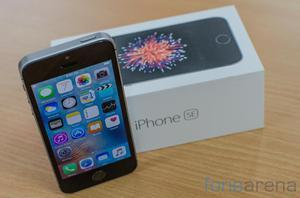 Iphone SE 32GB 4G LTE NUEVO LIBRE EN CAJA SPACE GRAY 6 6S