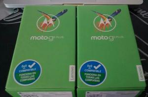 Moto G5 Plus 32gb, Octa Core, 2gb Ram, 4g Lte, 12mpx Y 5mpx,