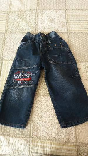 Pantalón Jean para Niño