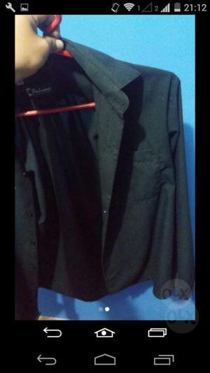Remato Camisa Negra Talla16