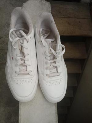 Zapatillas Reebok Talla 48 Blancas