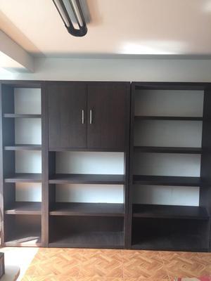 Mueble estante moderno sala oficina posot class for Mueble modular
