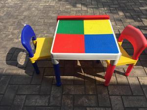 Mesita para ni os mas 3 sillas lima callao posot class - Mesita con sillas infantiles ...