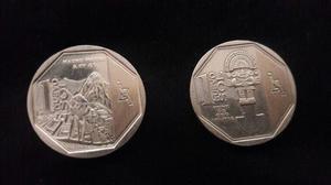 Venta de monedas de colección TUMI y MACHU PICCHU 30 Soles