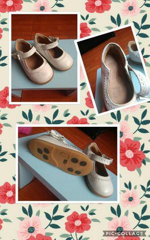 Zapatos de Niña Talla 21blancos