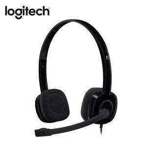 Audifono C/microf. Logitech Hmm Stereo Black