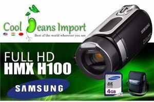 Camara Filmador Samsung Hmx-h100 Full High Definition