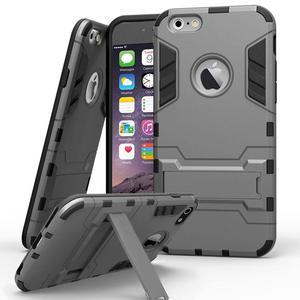 Case Doble Armor Soporte para iPhone 7 Plus