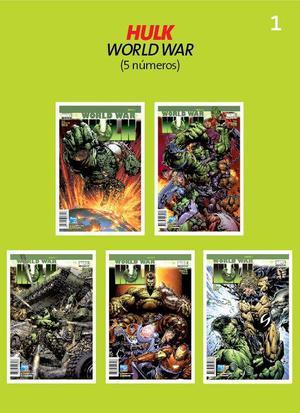 Colección Comics Peru21 De Hulk: World War Hulk