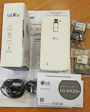 Lg K10 Srllado Y Lg X Power Nuevos