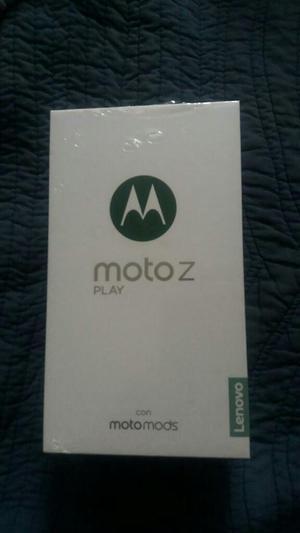 Moto Z Play Original Sellado