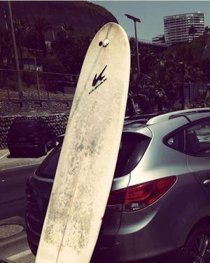 Tabla de Surf Longboard Klimax 11 con pita y funda