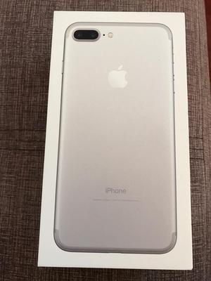 iPhone7 Plus 128 Gb Nuevo en Caja