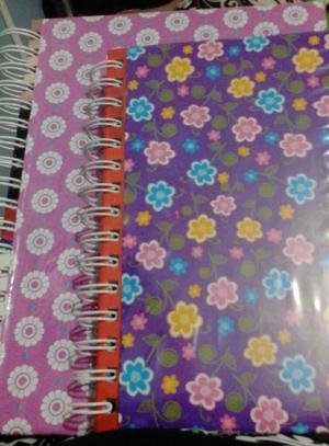 2 Cuadernos Universitarios Anillados