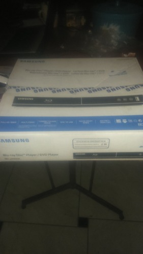 Blu Ray Disc Player Marca Samsung _modelo Bdjr