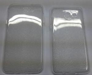 Funda De Gel Transparente Para Samsung Galaxy J5 Y J