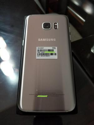 Samsung Galaxy S7 Edge en Caja con Todo