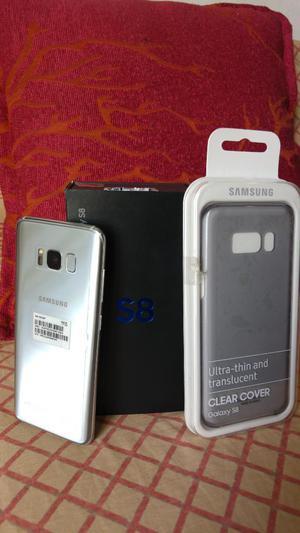 Samsung Galaxy S8 64gb Platinum en Caja