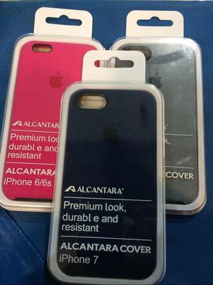 Alcantara Cover para iPhone 7 Nuevo