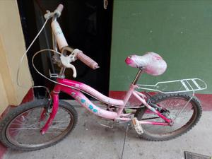 Bicicleta para Niña en Buenas Condicione