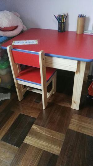 Mesa para ni os dormitorio inicial posot class for Mesa para dormitorio
