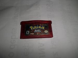 Game Boy, Pokemon Ruby Version