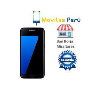 SAMSUNG S7 EDGE NUEVO, LIBRE DE FABRICA, GARANTIA,