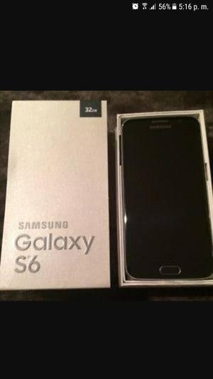 Samsung Galaxy S6 en Caja