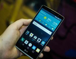 Vendo LG G4 Stylus 4G LTE Libre,Camara Nitida de 13MPX