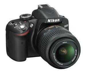 Camara Nikon D