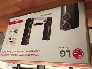 Home Theater Blue Ray 3D LG Nuevo