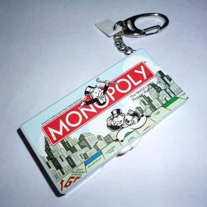 Monopoly Llavero Miniatura Magnetico