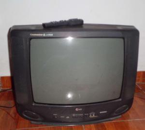 Televisor LG 24 pulgadas de colores, en buen estado,