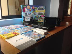 Wii U Mario Luigi Deluxe Set 32 GB incluye 7 juegos