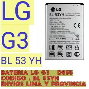 Bateria Original para Lg G3
