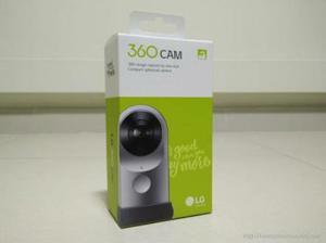 Lg Cam 360° en Caja Sellada