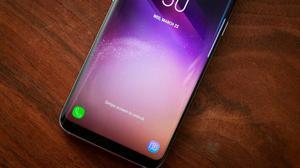Samsung S8 Plus Nuevo de 5.8 Color Negro