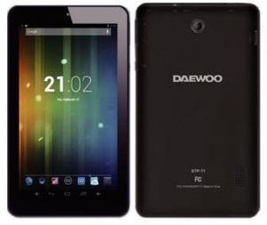 Tablet Daewoo 7 Negro, Excelente estado 9.9 de 10, Buen