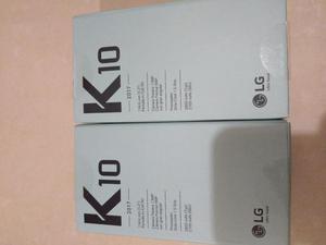 Vendo Lg K Nuevos