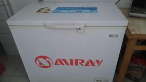 Congeladora Mirray de 220 Lts
